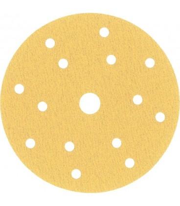 Disques Abrasif Gold Lion 15 Trous ∅150