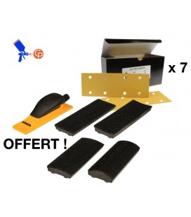 Pack Coupes Abrasives + Kit Cale Aspirante - 70x198mm