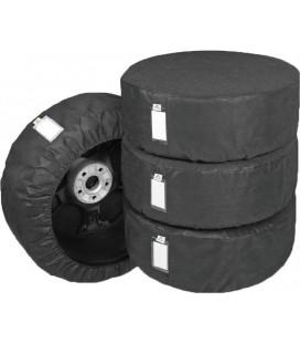4 Housses de stockage de Pneus - Réutilisables