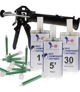 Pack Découverte - Réparation des plastiques 200ml