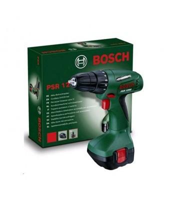 Perceuse-visseuse sans fil Bosch PSR 1200