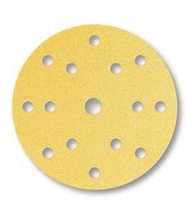 Disques Abrasif MIRKA Gold 15 Trous ∅150