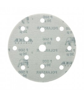 Disques Abrasif Polarstar 15 Trous ∅150