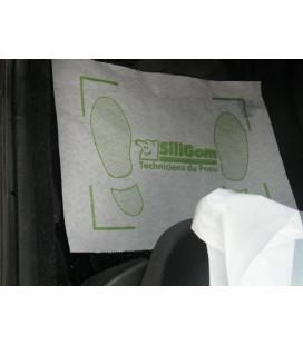500 Protège-Tapis en Papier recyclé