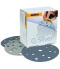 Disques Abrasif Q. Silver 15 Trous ∅150 Gain 1200