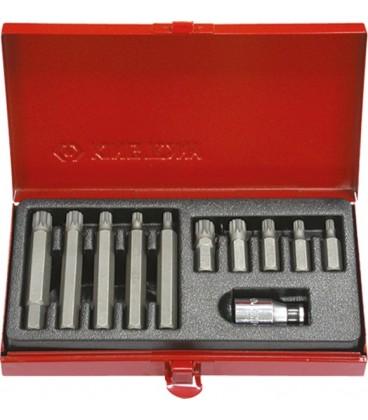 Coffret d'Embouts Tournevis XZN® 10mm - 11 Pièces