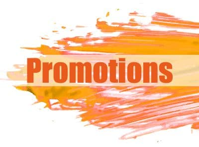 Promotions Consommable Carrosserie
